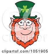 Saint Patrick Day Leprechauns