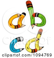 Alphabet Pencil