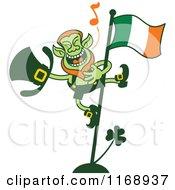 St Patricks Day Leprechauns