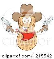 Peanut Mascots 3