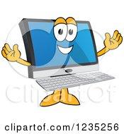PC Computer Mascots