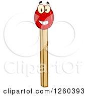 Match Stick Mascots