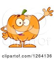 Pumpkin Mascots