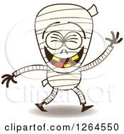 Halloween Mummy Emoticons