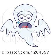Halloween Ghost Emoticons
