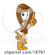 Chicken Drumstick Mascots [Complete Series]