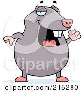 Plump Moles