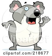 Chubby Koala