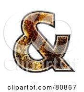 Grunge Texture Symbols