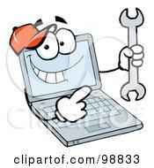 Computer Mascots