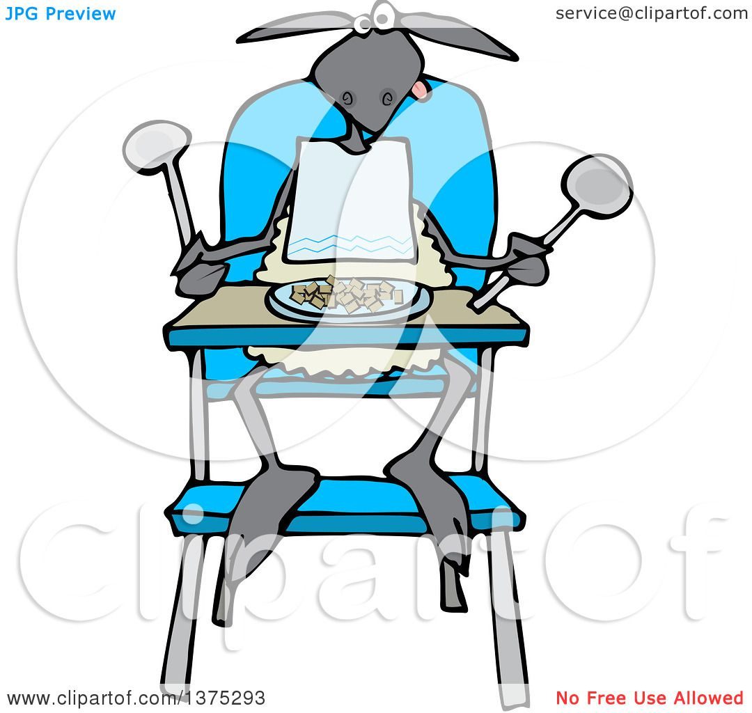 cartoon clipart of a baby lamb sitting in a high chair and wearing a rh clipartof com cute baby lamb clipart baby lamb clip art for headstones