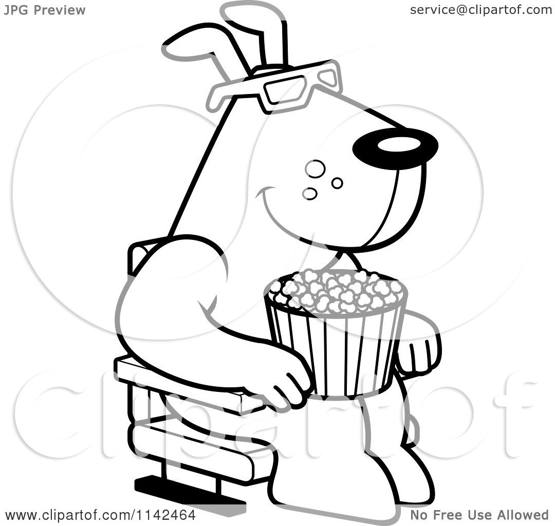 popcorn box coloring page popcorn downlload coloring pages