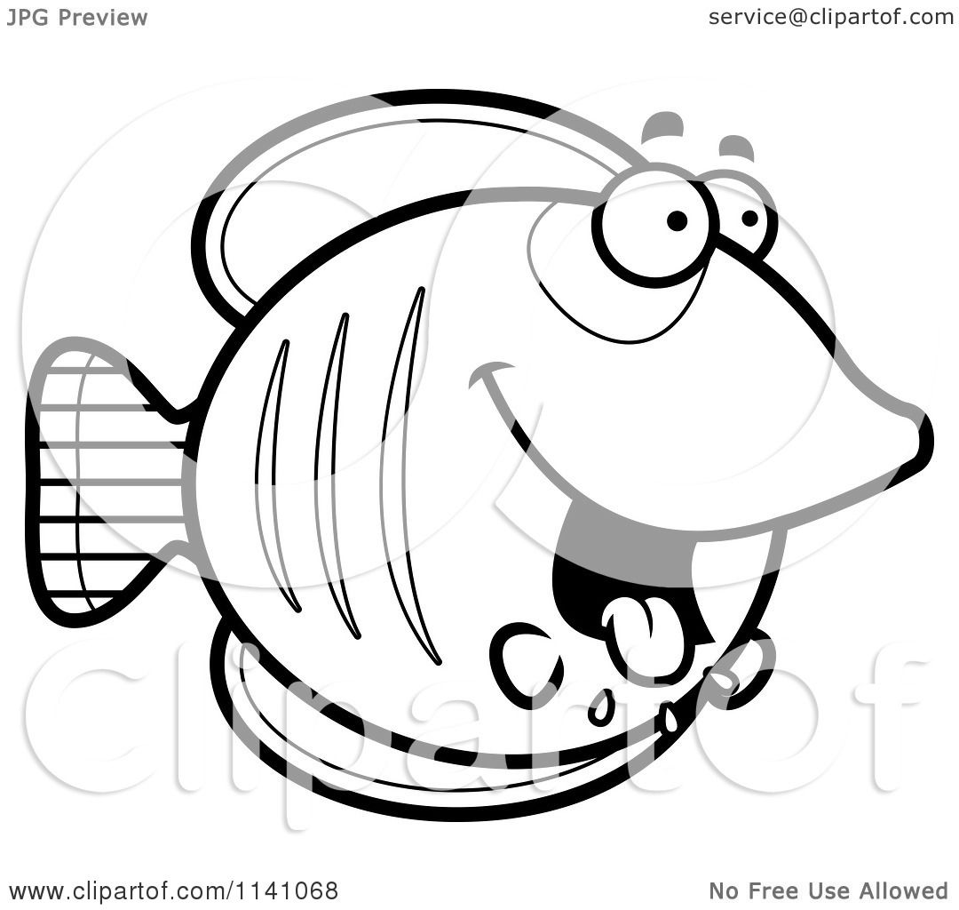 How To Draw Butterfly Fish