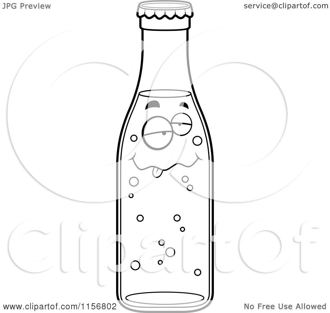 Cartoon Takeaway Soda Drink Stock Vector - Image: 39082335