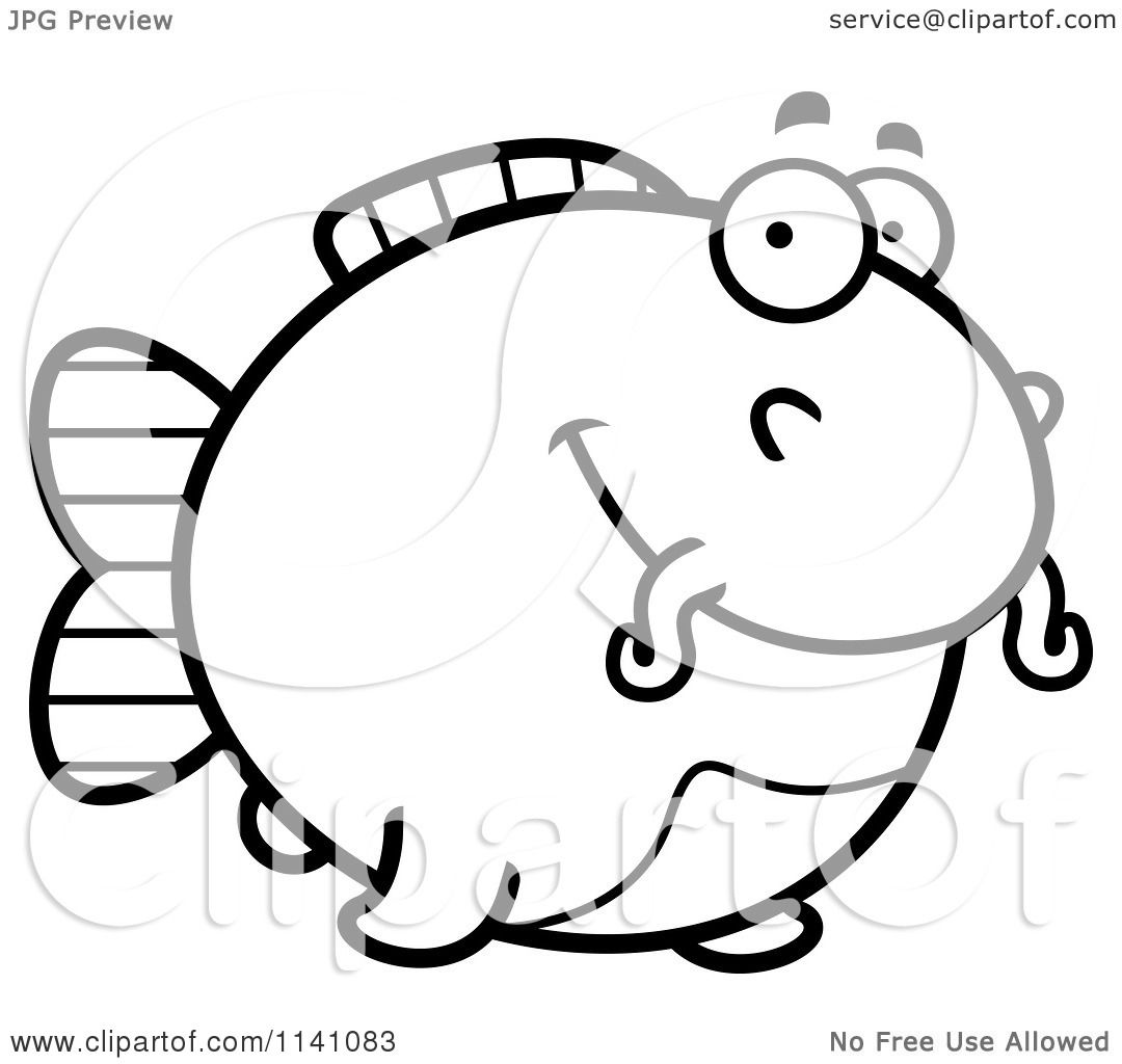Catfish Images Coloring Coloring Pages