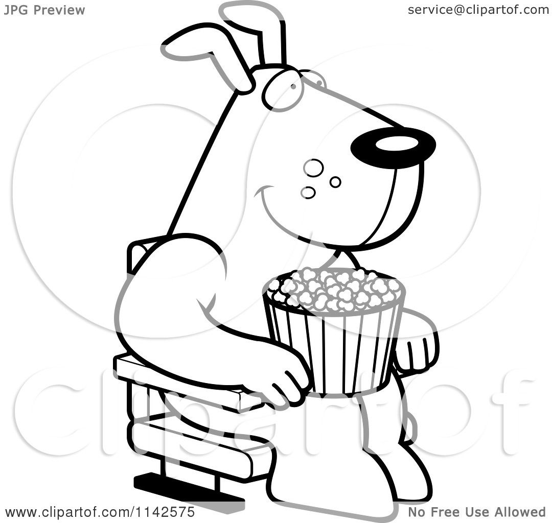 movie theater coloring pages - photo#41