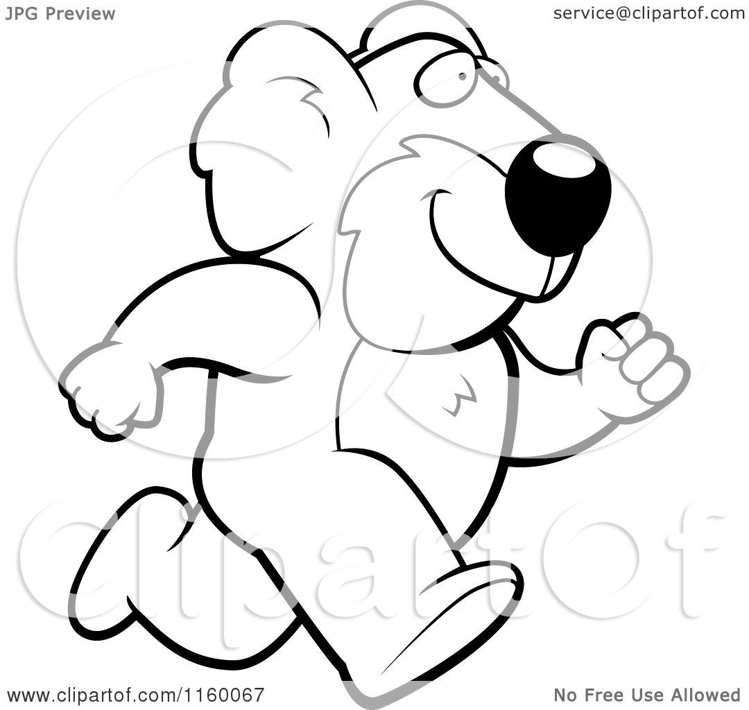 royalty free rf clipart illustration of an angry koala pointing