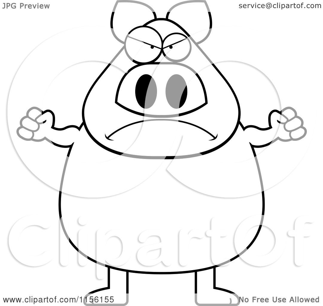 Free flying pigs coloring pages for Flying pig coloring pages