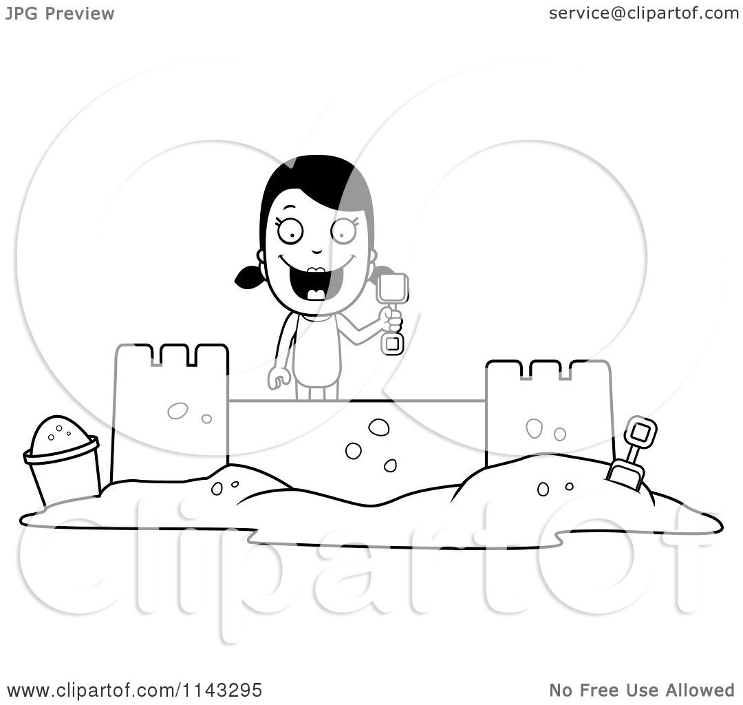 sand castle coloring pages corpedo com