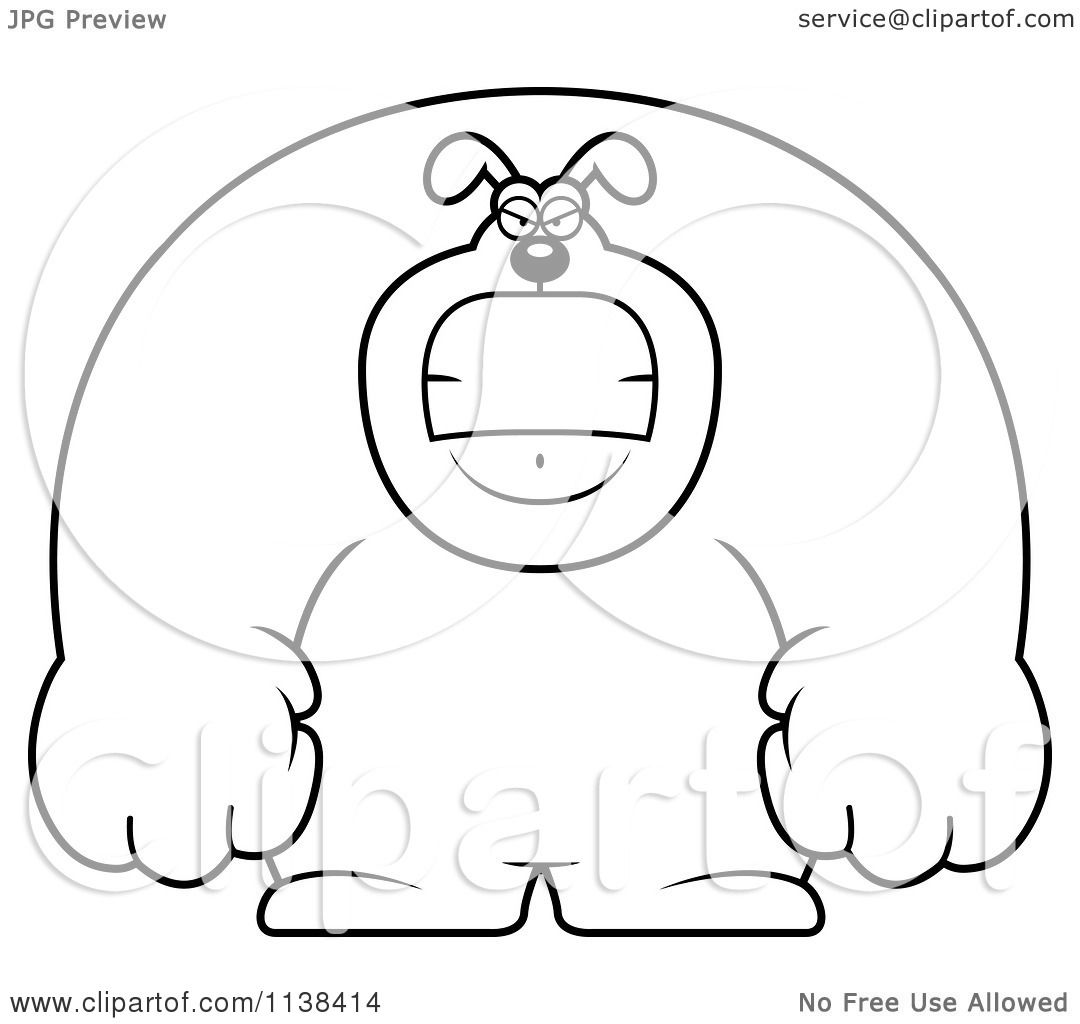 Rottweiler Coloring Pages Virtrencom