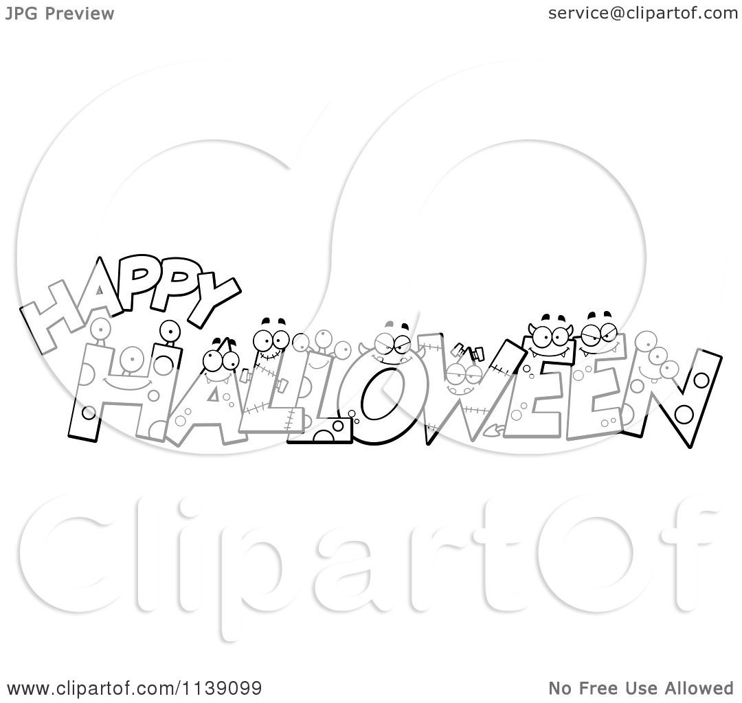 Halloween Alphabet Coloring Pages : Free coloring pages of write the missing letter