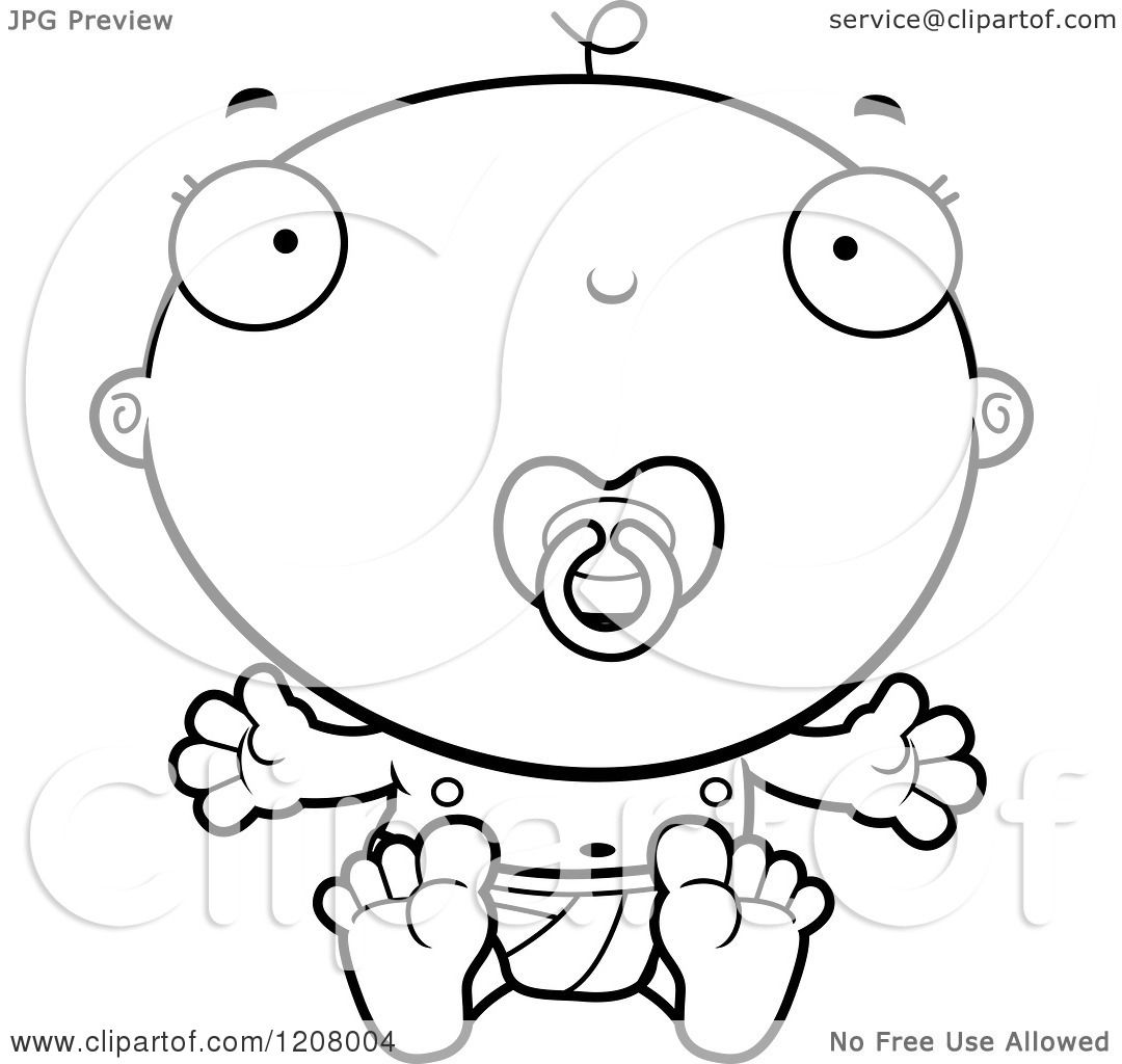 baby bottles and toys coloring pages - photo #17