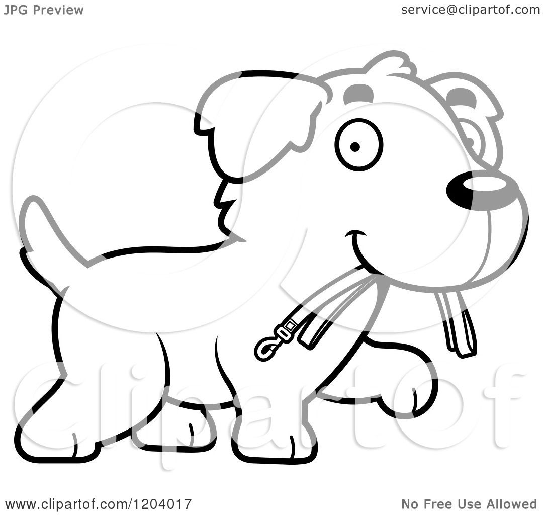 Free coloring pages of a cute golden retriever for Cute cartoon puppy coloring pages