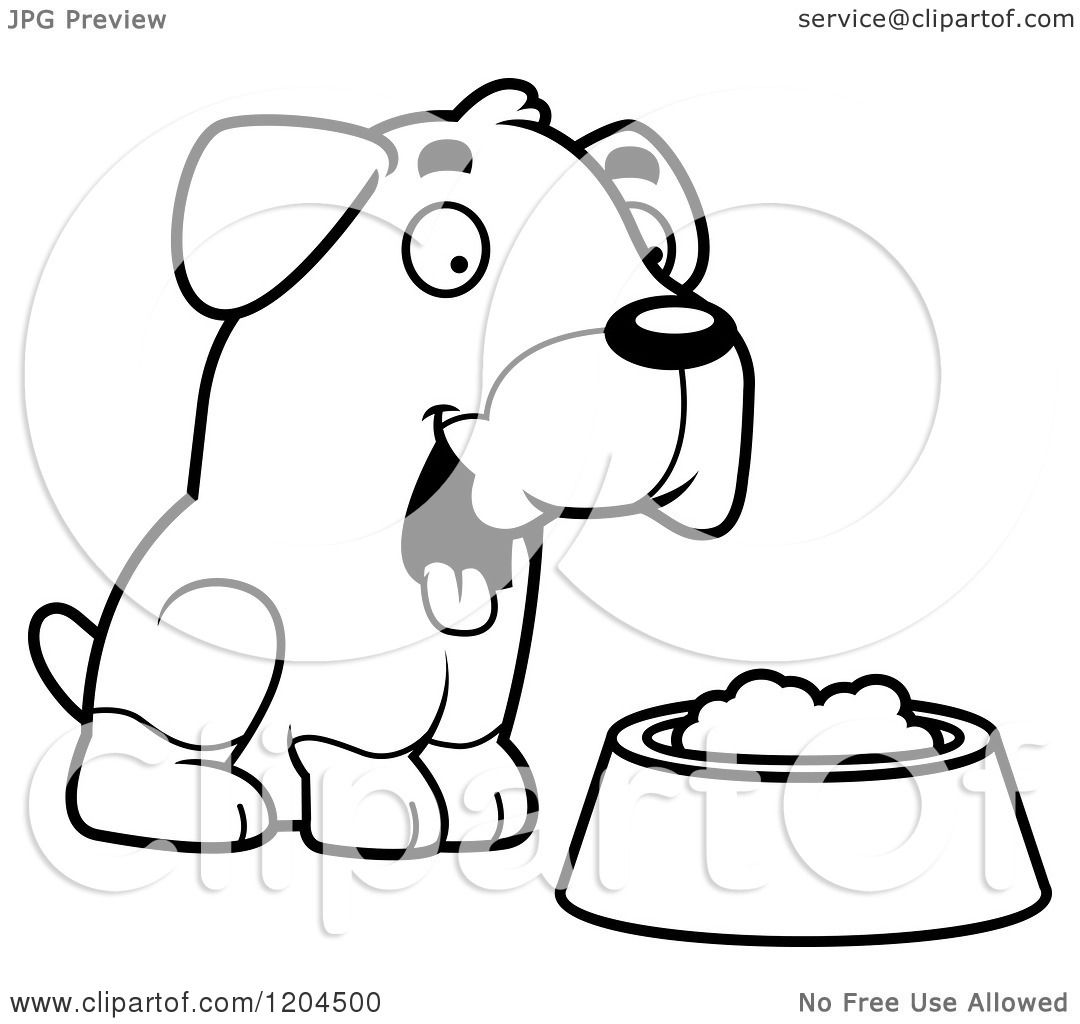 Rottweiler coloring pages