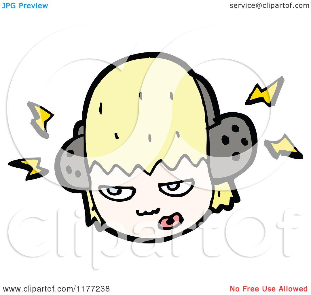 Headphones Clip Art Music Free vector clipart