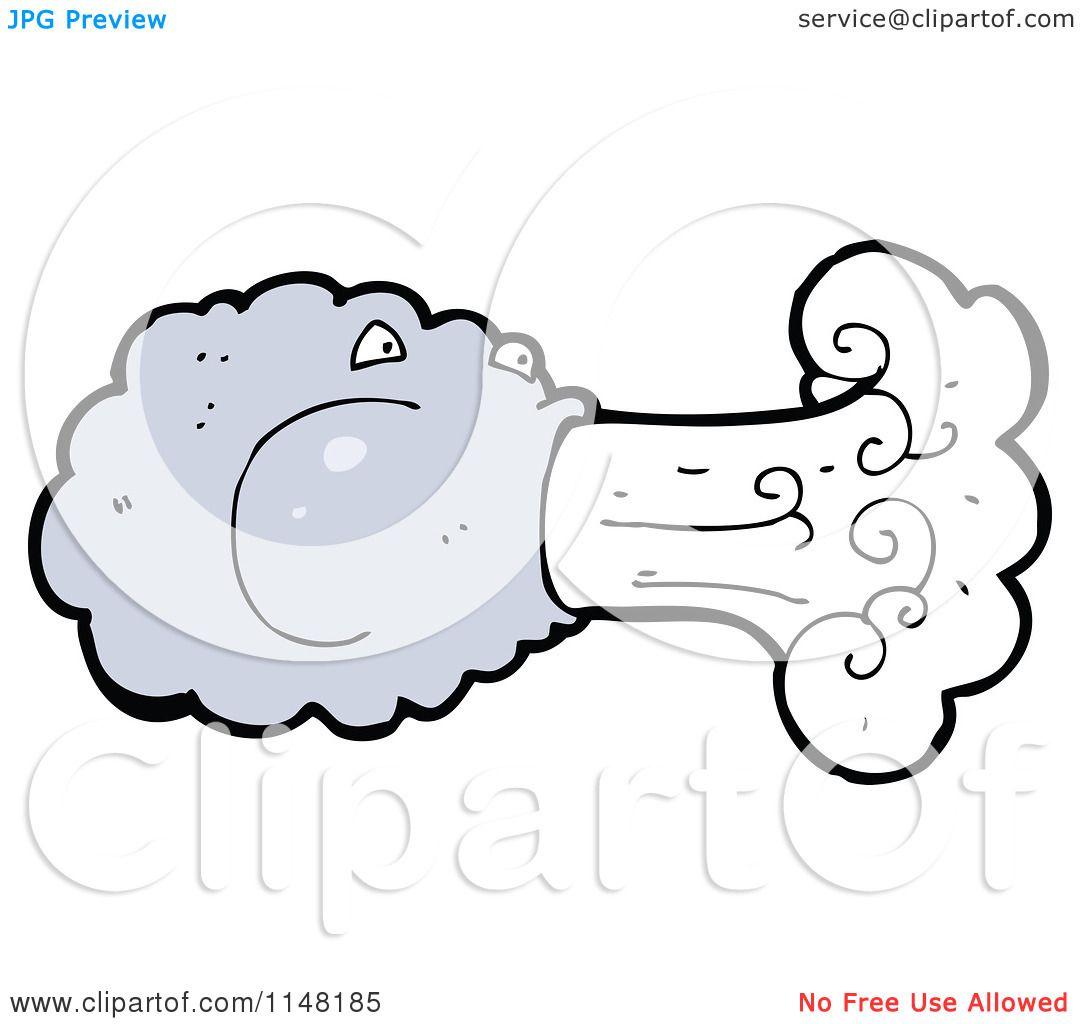 Cloud Blowing Wind Images, Stock Photos & Vectors | Shutterstock