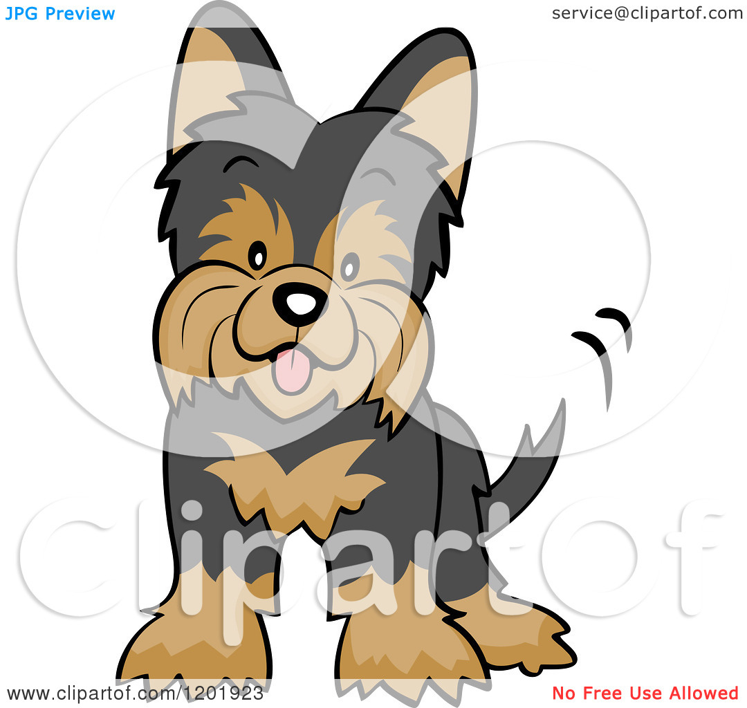 clipart dog wagging tail - photo #44