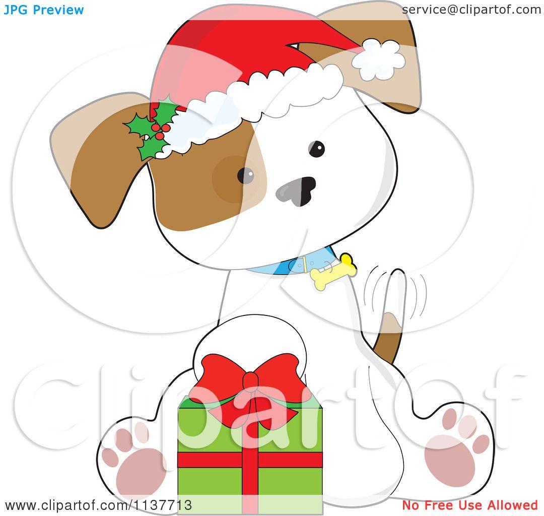 Cute cartoon christmas santa - photo#40