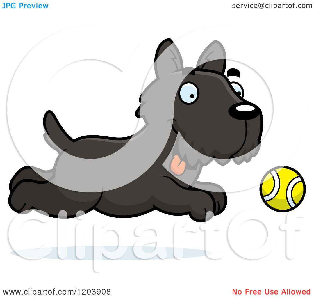 Christmas Scottie clipart - Google Search | Scottie dog crafts, Dog clip art,  Dog silhouette