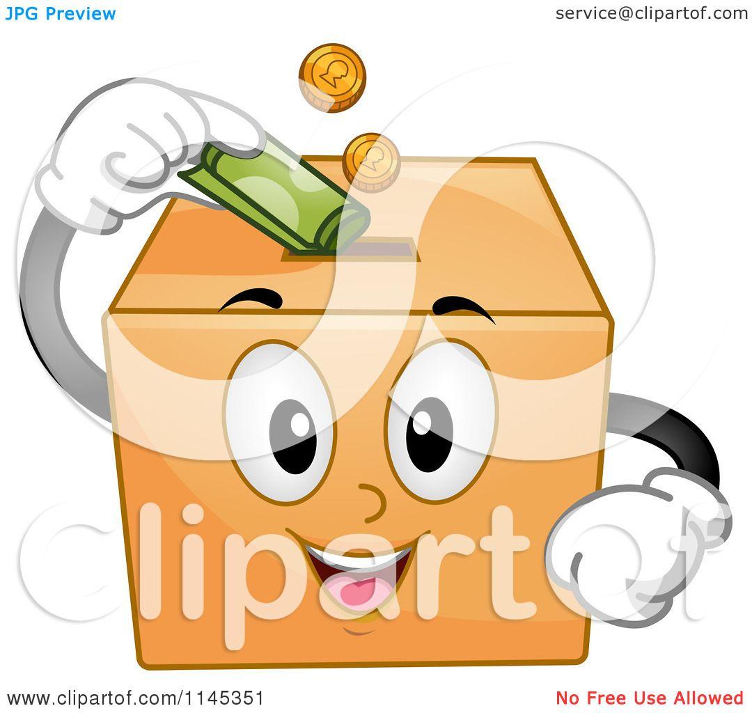 money donation clipart - photo #31