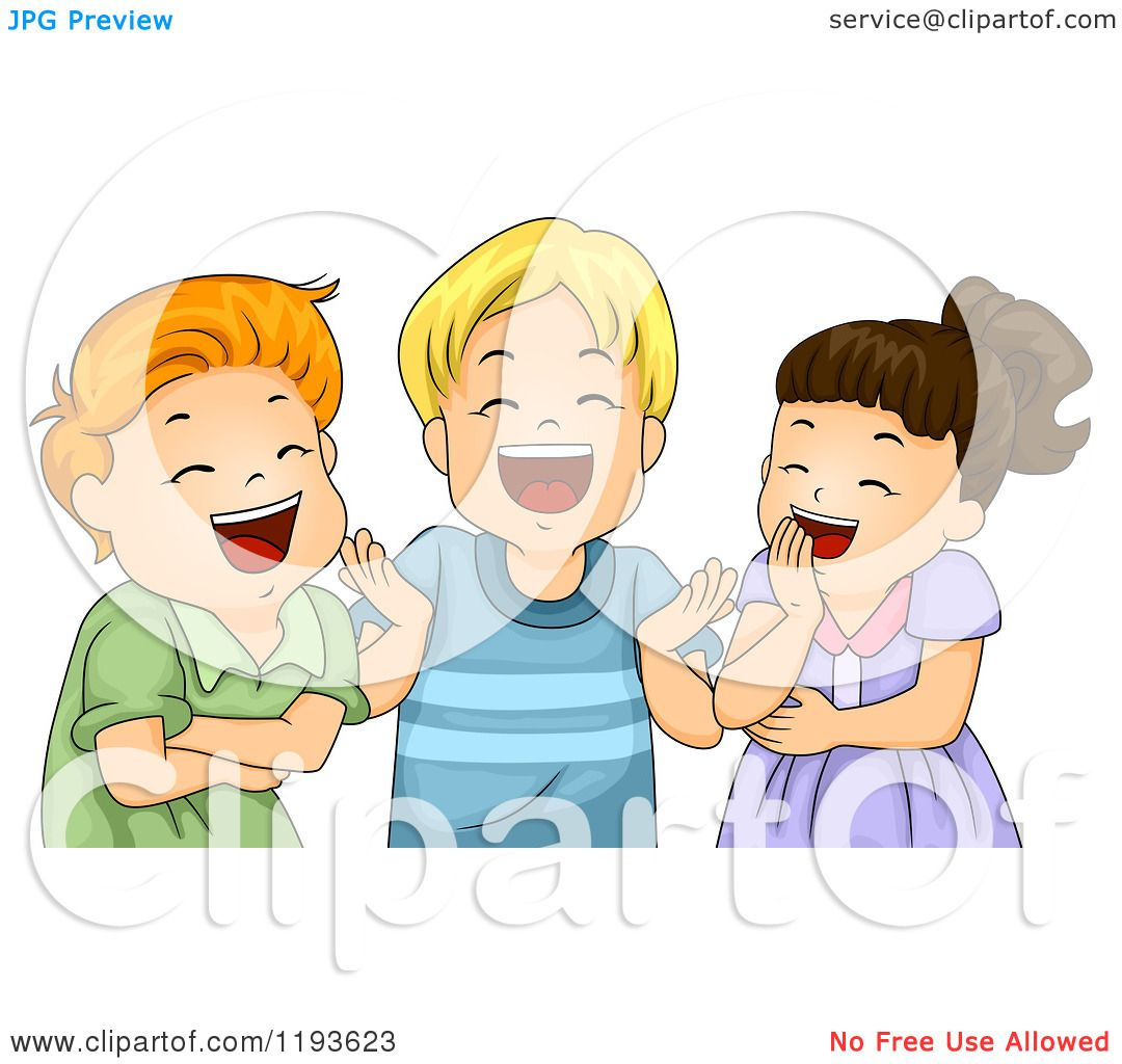 Young african-american woman laughing Royalty Free Vector