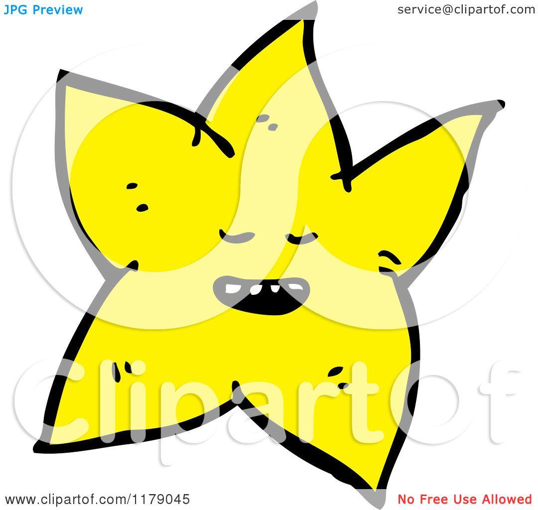 cartoon of a gold star royalty free vector illustration by rh clipartof com Gold Glitter Star Clip Art free clipart gold star