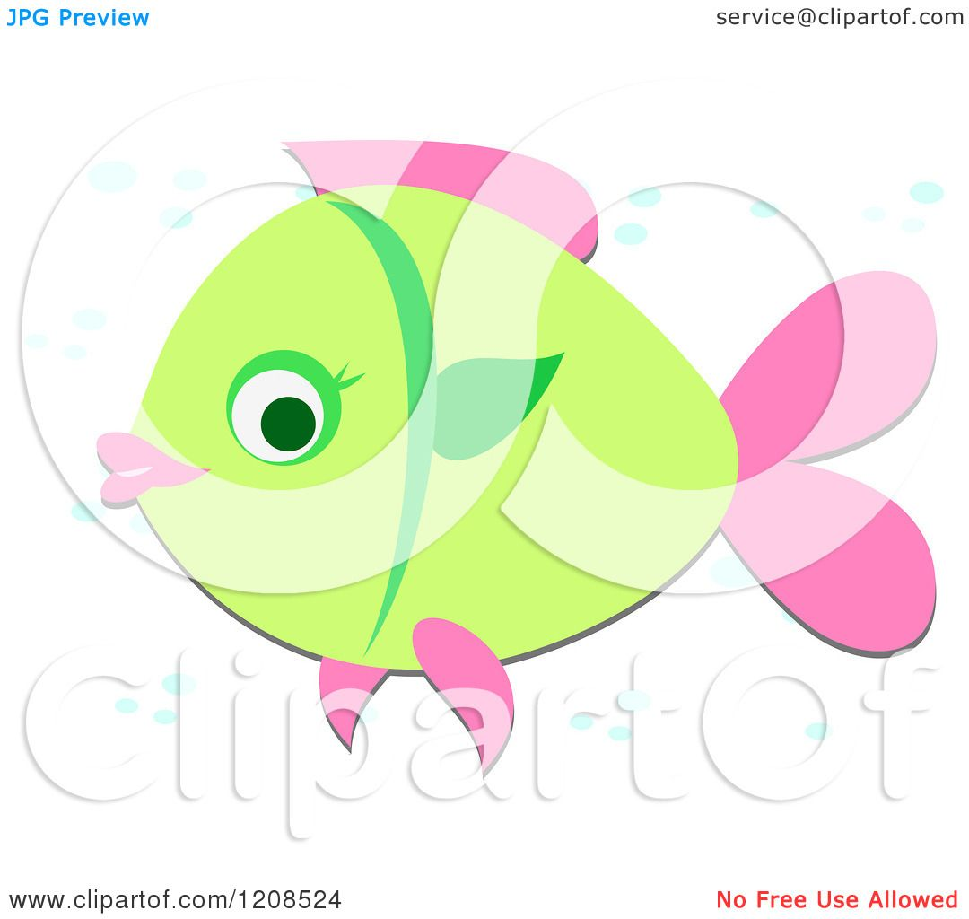 Royalty-Free (RF) Fish Clipart, Illustrations, Vector Graphics #1