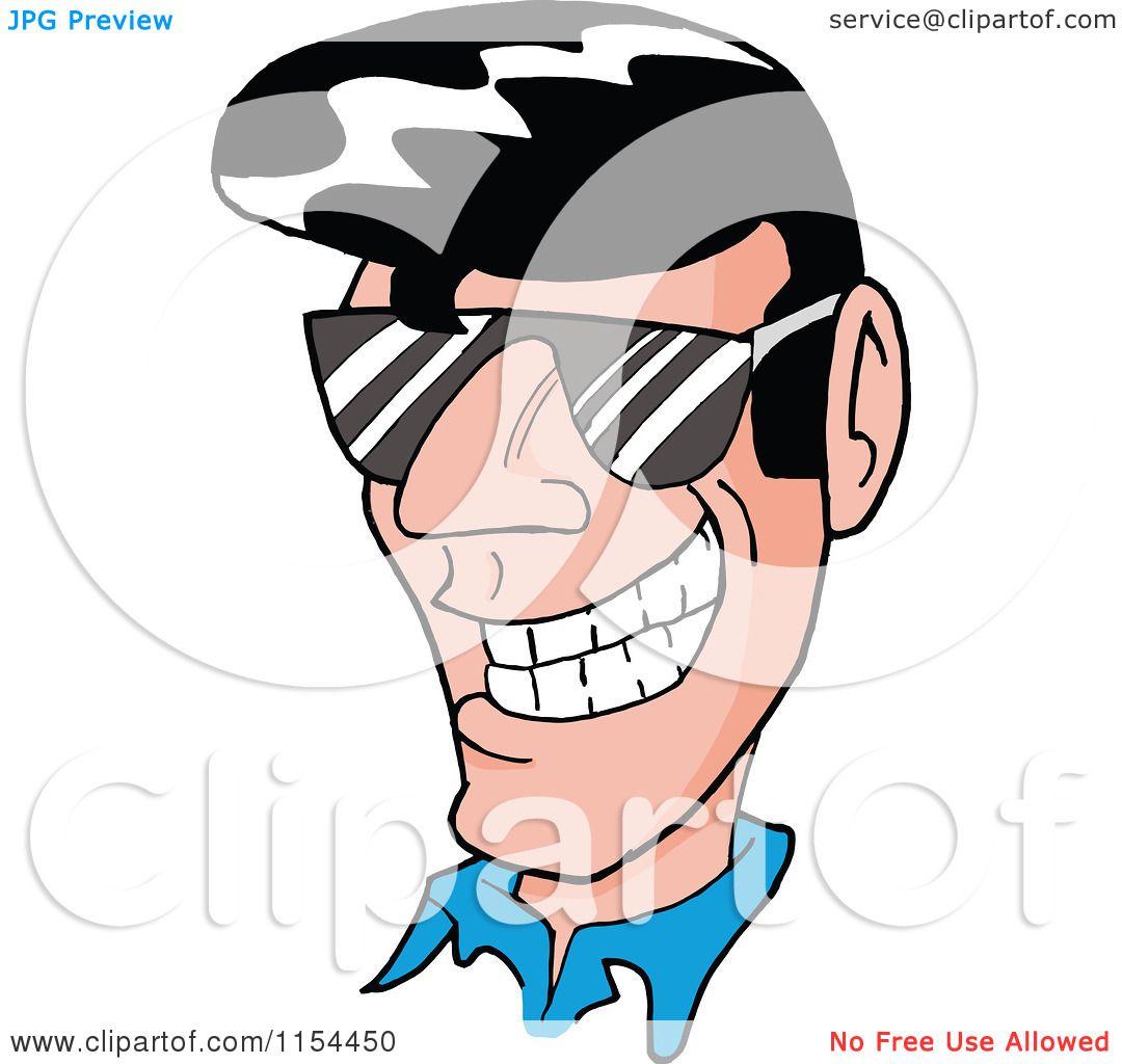 50'S Glasses Cliparts - Cliparts Zone