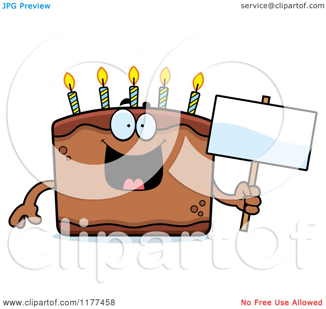 Cartoon Birthday Cake With Pets Dog Breeds Picture