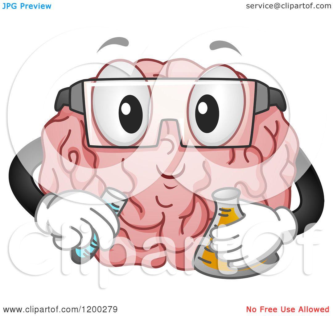 Cartoon Science Experiment