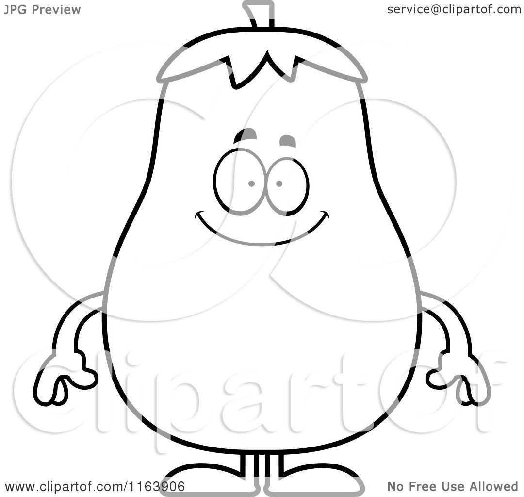 eggplant coloring pages for kids bcq printable vegetables coloring
