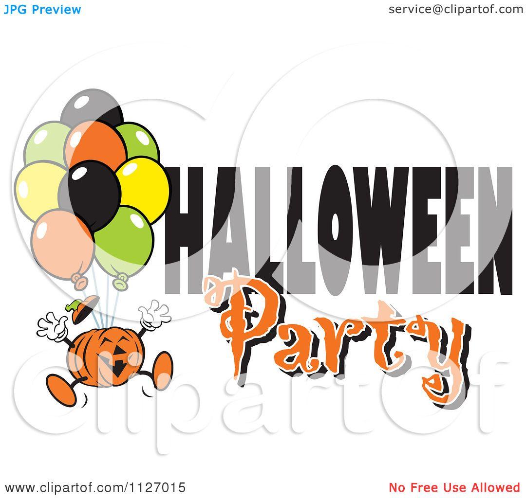 Halloween Party Clipart - schliferaward
