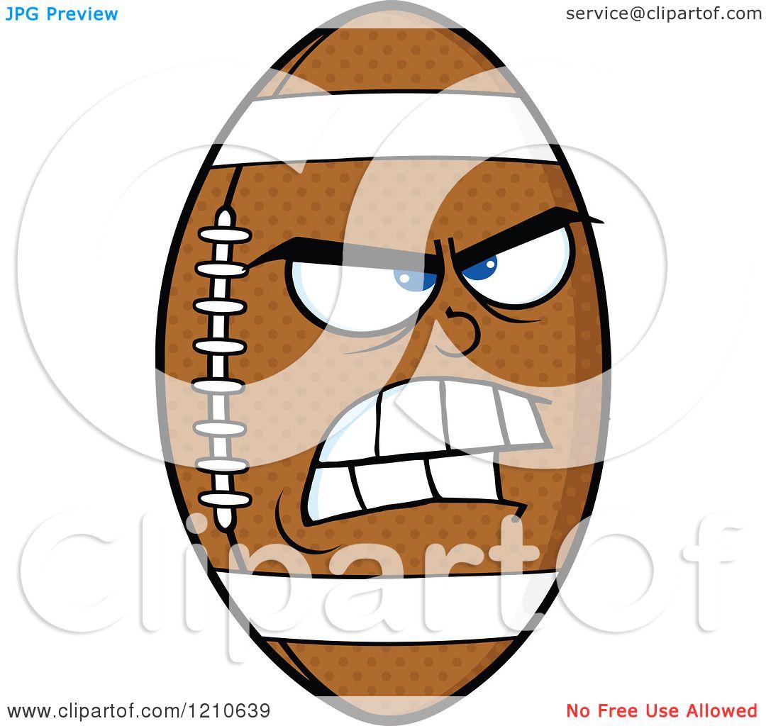 football mascot clipart free - photo #22