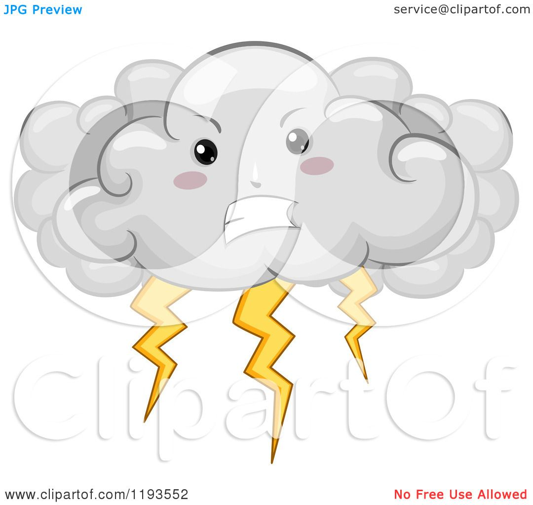 Rain Storms Cartoons and Comics - funny pictures from ...   Cartoon Storm