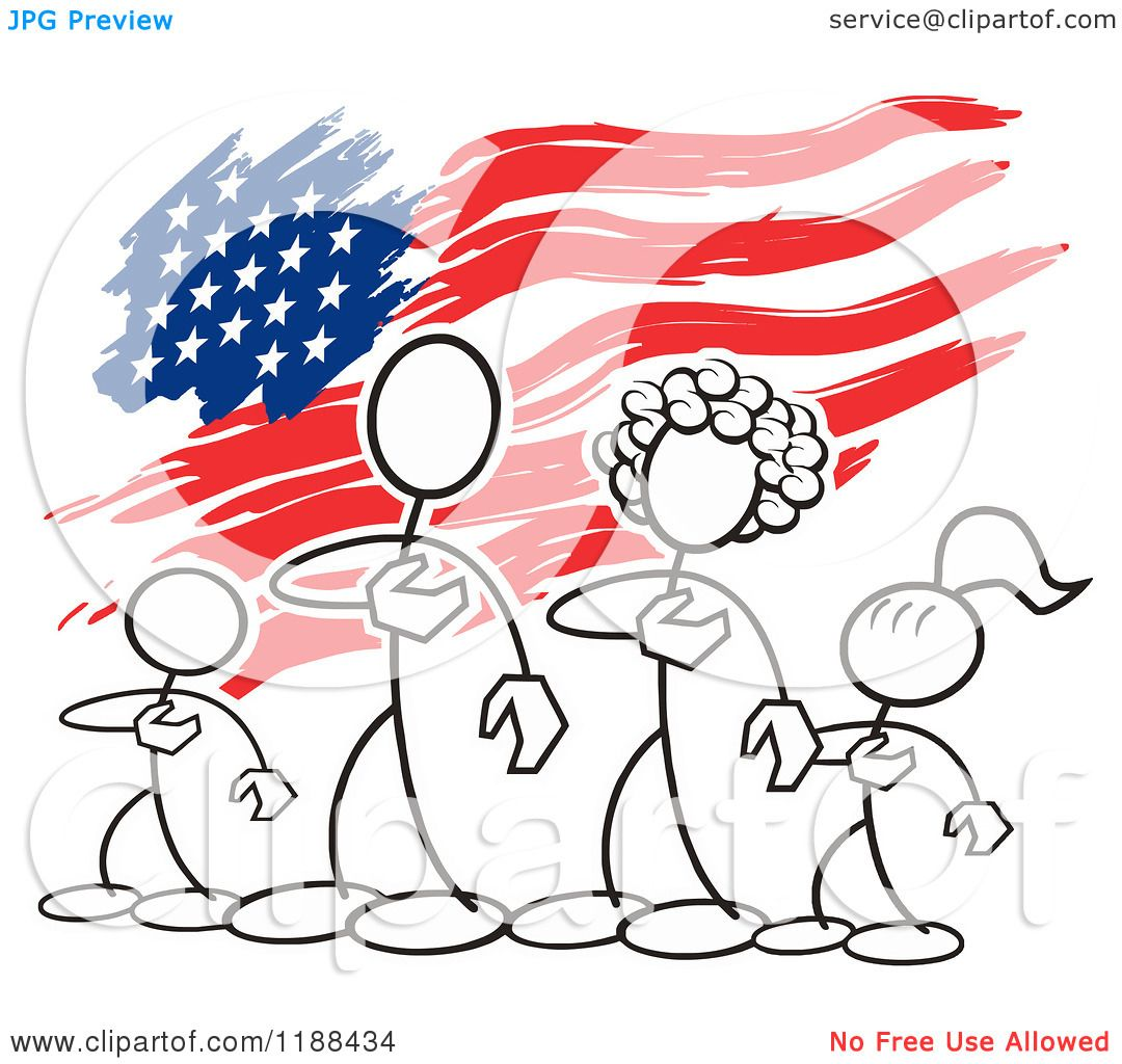 Displaying 20> Images For - Cartoon American Flag...