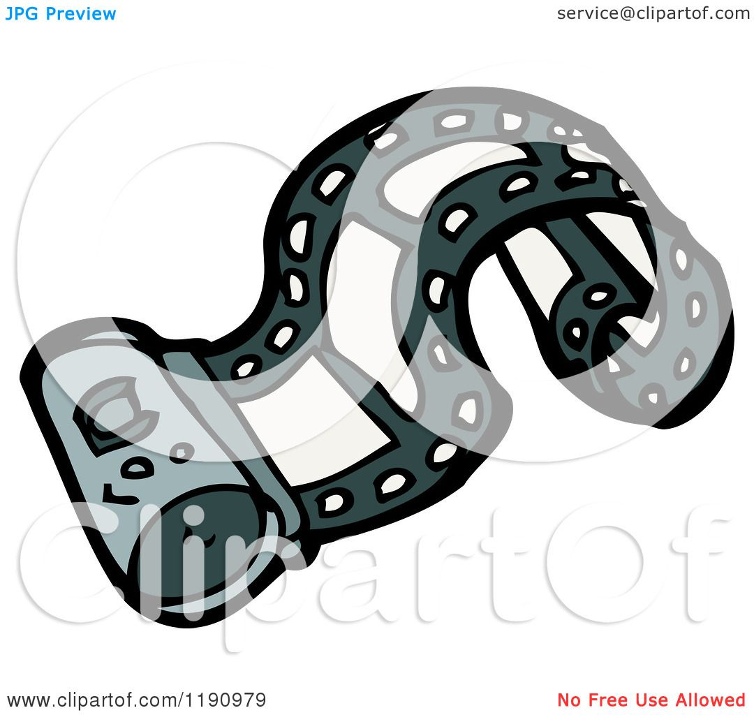 Cartoon of a Roll of Film - Royalty Free Vector ...