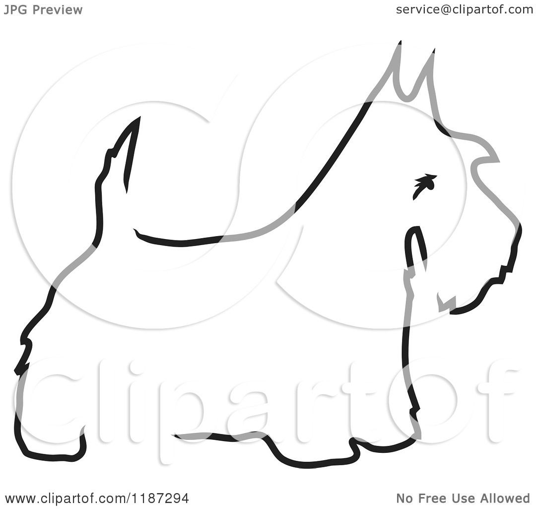 1080 x 1024 · 108 kB · jpeg, Dog Outline Clip Art Black and White