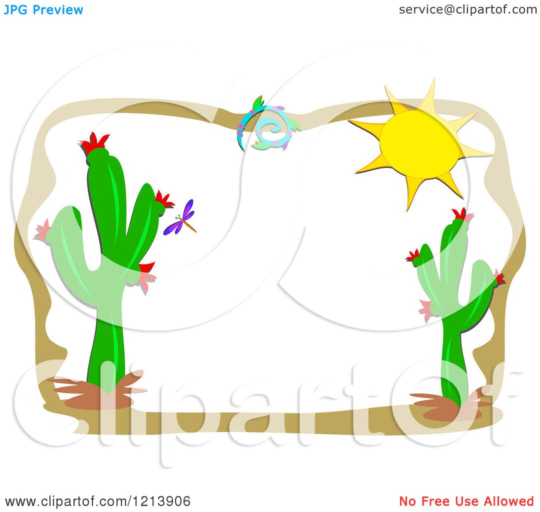 Mexican Food Clip Art Borders Vector clipart by bpearth