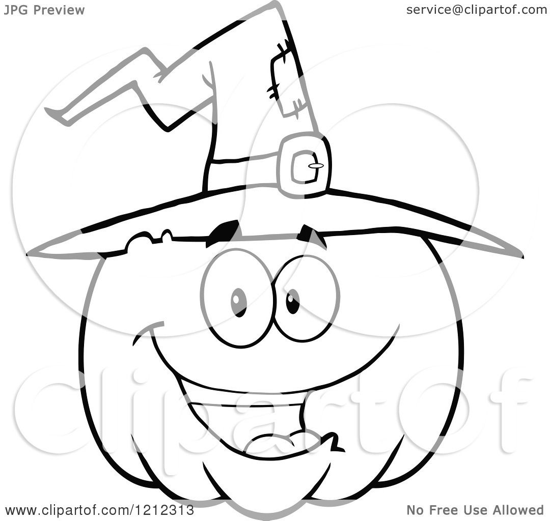 halloween witch outlines - 2018 images & pictures - free witch