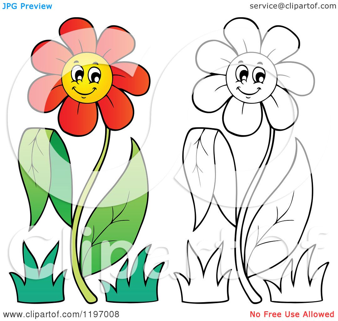 Girl scout daisy flower clip art comousar girl scout daisy flower clip art cartoon daisy cartoon daisy izmirmasajfo